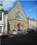 NO4102 : St David's Parish Church by Richard Sutcliffe