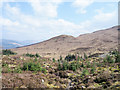 NN2677 : Western slope of Cnoc nan Ceann Beaga by Trevor Littlewood