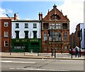 SK9771 : The Jolly Brewer & Oddfellows Hall by Gerald England