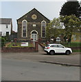 ST2687 : Victorian Tabernacle Congregational Chapel in Rhiwderin by Jaggery