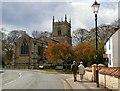 TF0075 : All Saints, Nettleham by Gerald England