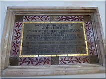 TQ1068 : St Mary, Sunbury-on-Thames: memorial (7) by Basher Eyre