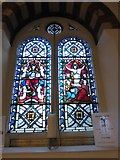 TQ1068 : St Mary, Sunbury-on-Thames: stained glass window (2) by Basher Eyre