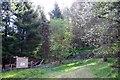 SC2276 : Dalby Community Woodland Scheme by Glyn Baker