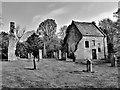 NS4937 : Loudoun Kirk - Galston by Raibeart MacAoidh