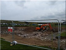 C8540 : West Bay development Portrush by Willie Duffin
