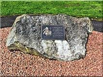 NS5036 : Galston Coal Mining Memorial by Raibeart MacAoidh