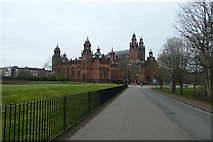 NS5666 : Road to Kelvingrove Museum by DS Pugh