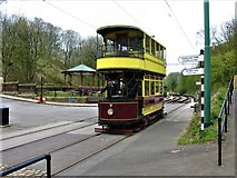 SK3455 : Tramway, Crich Tramway Village by G Laird