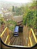 SO7193 : Bridgnorth Cliff Railway by Graham Hogg