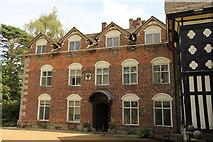 SD4616 : Rufford Old Hall by Richard Croft