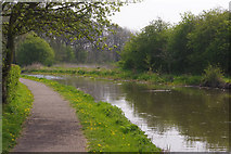 SK5680 : Chesterfield Canal, Rhodesia by Stephen McKay