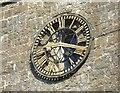 TQ5354 : St Nicholas Church Clock in Sevenoaks by John P Reeves