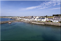NX3343 : Port William by James Johnstone