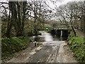 SN1022 : Vicar's Mill Ford by John Walton