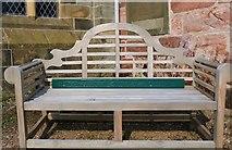 NO4203 : Commemorative Bench by Bill Kasman