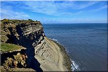 NZ6821 : Huntcliff, Saltburn by Mick Garratt