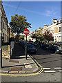 TQ3370 : West on Camden Hill Road, Upper Norwood, southeast London by Robin Stott