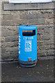 SD8847 : The Rolls Royce of litter bins by Chris Allen