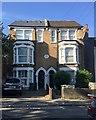 TQ3370 : Chestnut Villas, Woodland Road, Upper Norwood, southeast London by Robin Stott