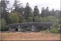 NM6768 : Shiel Bridge near Acharacle by Jim Barton