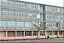 J3574 : Former Rupert Stanley College, Tower Street, Belfast - April 2019(1) by Albert Bridge