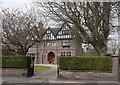 NO8686 : Tudor Lodge, Bath Street, Stonehaven by Bill Harrison