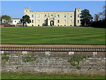 TQ1776 : Syon House by Andrew Curtis