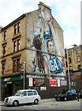 NS5566 : #2014 netball mural by Richard Sutcliffe