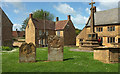 ST4316 : Churchyard, South Petherton by Derek Harper