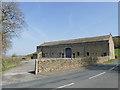 SE0046 : Long barn at Farnhill Hall Farm by Stephen Craven