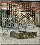 SJ6902 : Stephen Perry Memorial by Ann
