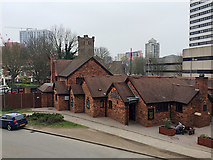 SP3378 : The Town Crier pub, Queen Victoria Road, Coventry by Robin Stott
