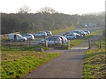 SX9456 : Berry Head Car Park, Brixham by Chris Allen