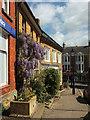 ST4316 : Buildings on Market Square, South Petherton by Derek Harper