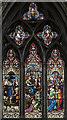 SE5703 : Window n.8, Doncaster Minster by Julian P Guffogg
