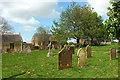 ST4412 : Churchyard, Merriott by Derek Harper