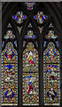 SE5703 : Window s.8, Doncaster Minster by Julian P Guffogg