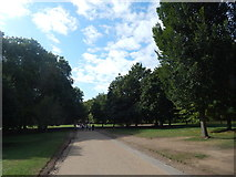 TQ2780 : Hyde Park (I think) by Hamish Griffin