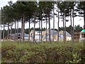 NT5085 : New house building on the Archerfield Course by Oliver Dixon