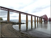 NT1378 : Forth  Bridge by Oliver Dixon