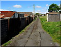 SO1205 : A back lane in Abertysswg by Jaggery