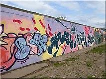 NT2676 : A splash of colour by Oliver Dixon