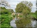 SP1764 : Bridge 49, Stratford-upon-Avon Canal by Philip Halling