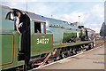 SO8376 : A big Bulleid beast - Severn Valley Railway by Chris Allen