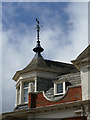 TA0928 : Weathervane on Regent House by Stephen Craven