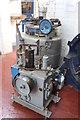 SO4939 : The Waterworks Museum - water turbine by Chris Allen