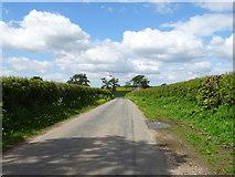 SJ5050 : Coach Road, Ashtons-cross by JThomas