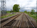 NY4950 : Cotehill railway station (site), Cumbria by Nigel Thompson
