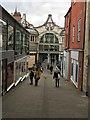 TG2308 : The Royal Arcade in Norwich, Norfolk by Richard Humphrey
